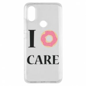 Phone case for Xiaomi Mi A2 Donut