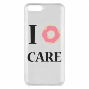 Phone case for Xiaomi Mi6 Donut