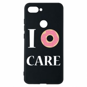 Phone case for Xiaomi Mi8 Lite Donut