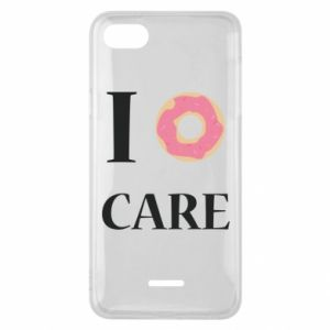 Phone case for Xiaomi Redmi 6A Donut
