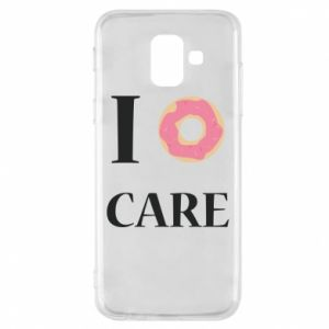 Phone case for Samsung A6 2018 Donut