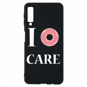 Phone case for Samsung A7 2018 Donut