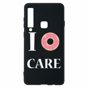 Phone case for Samsung A9 2018 Donut