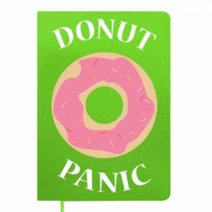 Notepad Donut