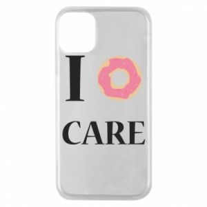 Phone case for iPhone 11 Pro Donut