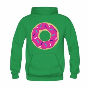 Kid's hoodie Donut