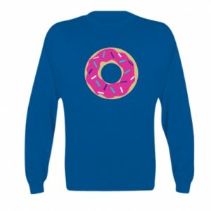 Kid's sweatshirt Donut