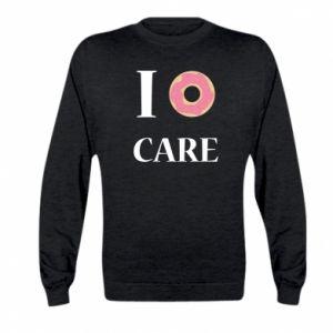 Kid's sweatshirt Donut