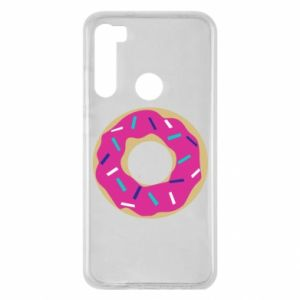 Xiaomi Redmi Note 8 Case Donut
