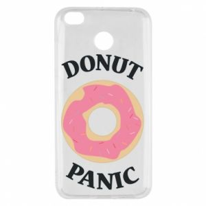 Xiaomi Redmi 4X Case Donut