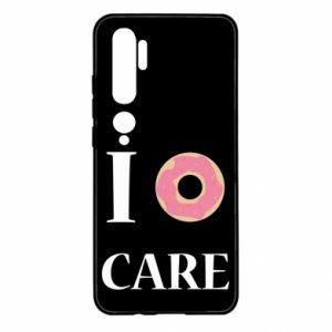 Xiaomi Mi Note 10 Case Donut