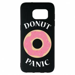 Samsung S7 EDGE Case Donut