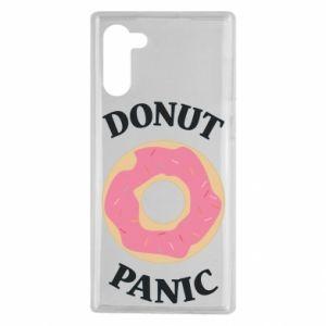 Samsung Note 10 Case Donut