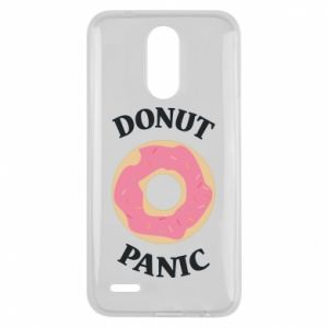 Lg K10 2017 Case Donut