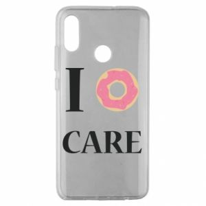 Huawei Honor 10 Lite Case Donut
