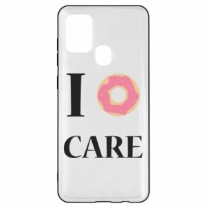 Samsung A21s Case Donut