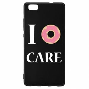 Huawei P8 Lite Case Donut