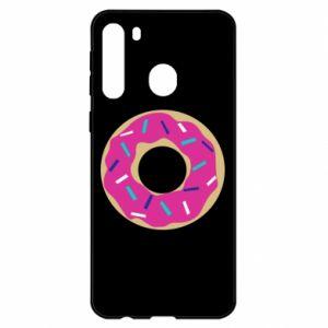 Samsung A21 Case Donut