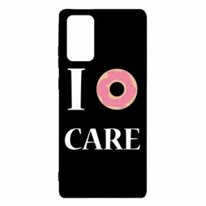 Samsung Note 20 Case Donut