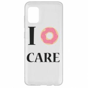 Samsung A31 Case Donut