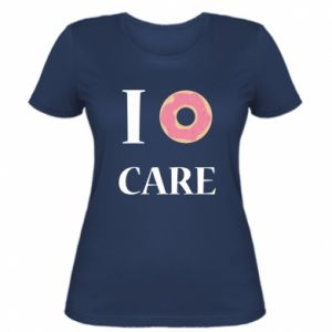 Women's t-shirt Donut