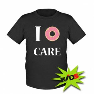 Kids T-shirt Donut