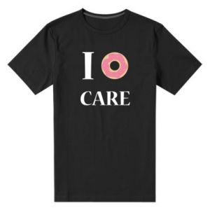Men's premium t-shirt Donut