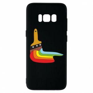 Etui na Samsung S8 Paint brush