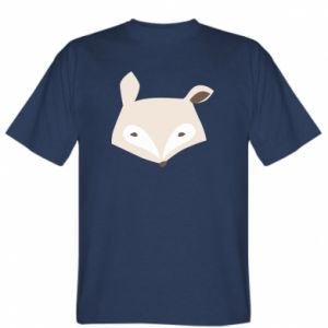 T-shirt Pale fox