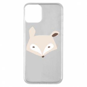 Etui na iPhone 11 Pale fox