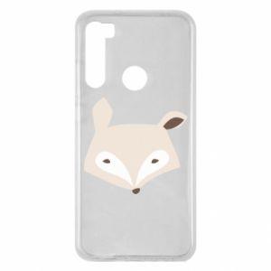 Etui na Xiaomi Redmi Note 8 Pale fox