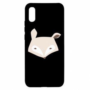Etui na Xiaomi Redmi 9a Pale fox