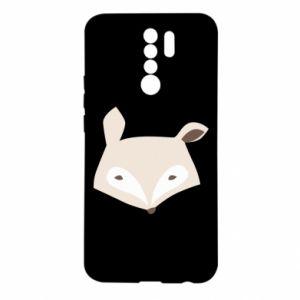 Etui na Xiaomi Redmi 9 Pale fox