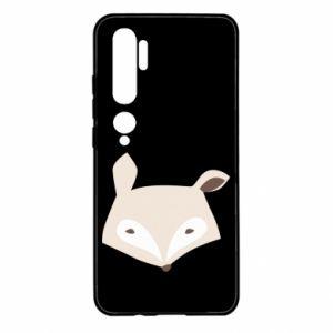 Etui na Xiaomi Mi Note 10 Pale fox