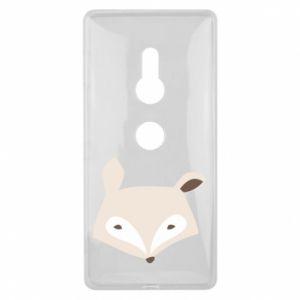 Etui na Sony Xperia XZ2 Pale fox