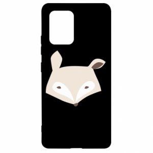 Etui na Samsung S10 Lite Pale fox
