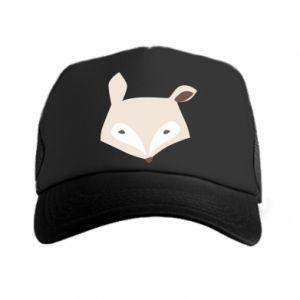 Czapka trucker Pale fox