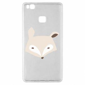 Etui na Huawei P9 Lite Pale fox
