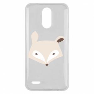 Etui na Lg K10 2017 Pale fox