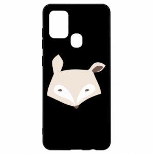 Etui na Samsung A21s Pale fox