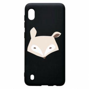 Etui na Samsung A10 Pale fox