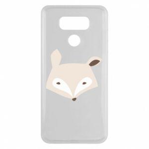 Etui na LG G6 Pale fox