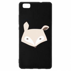 Etui na Huawei P 8 Lite Pale fox