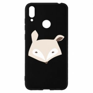 Etui na Huawei Y7 2019 Pale fox