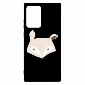 Etui na Samsung Note 20 Ultra Pale fox