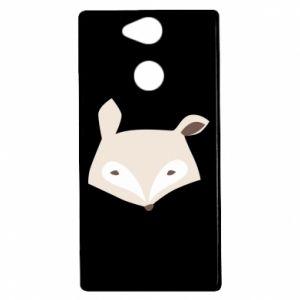 Etui na Sony Xperia XA2 Pale fox