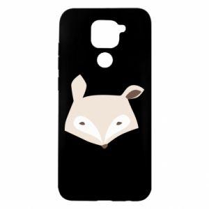 Etui na Xiaomi Redmi Note 9/Redmi 10X Pale fox