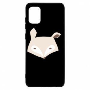 Etui na Samsung A31 Pale fox