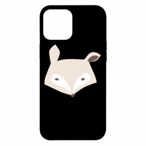 Etui na iPhone 12 Pro Max Pale fox