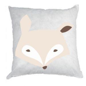 Poduszka Pale fox